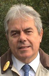 County Cllr Mike Mackrory