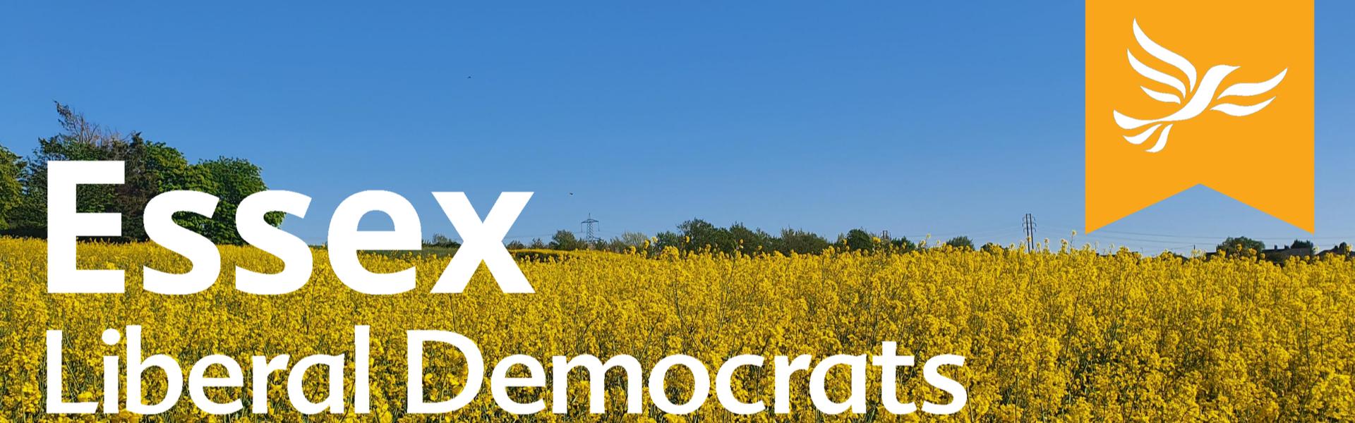 The Essex Lib Dem's Website Banner