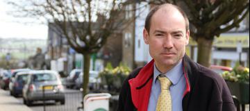 Jon Whitehouse, Lib Dem PFCC candidate for Essex