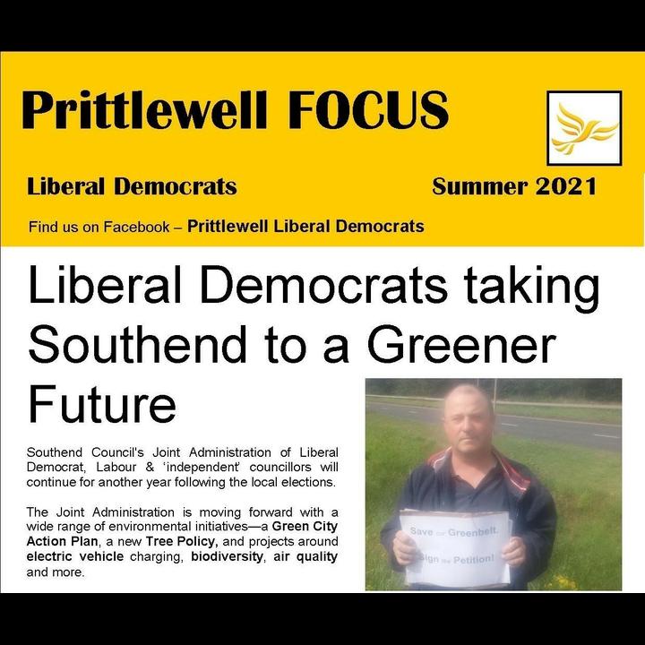 Prittlewell Focus Summer 2021 ()